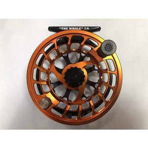 Risen THE WHALE Fly Reel - Fly Fishing Now