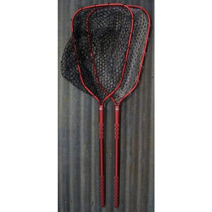 Rising LUNKER NET – 24″ HANDLE – WADE/WATERCRAFT - Fly Fishing Now