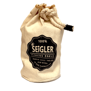 Seigler BF (Big FLY) Fly Reel - Fly Fishing Now