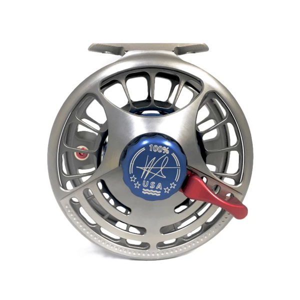 Seigler MF (Medium FLY) Fly Reel - Fly Fishing Now
