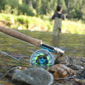 Wetfly Nitrogen1  Fly Reel - Fly Fishing Now
