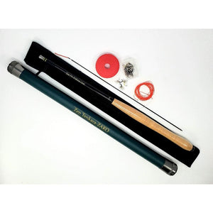Zen Tenkara :Grab-n-Go, Tenkara Fly Fishing Starter Kit - Fly Fishing Now