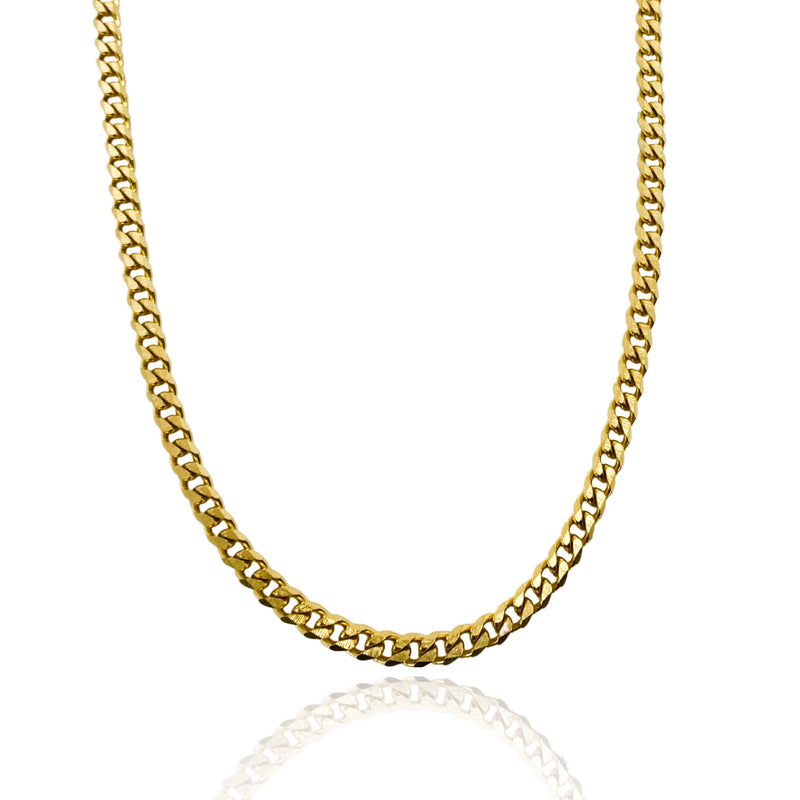 Apollo Gold Curb Chain