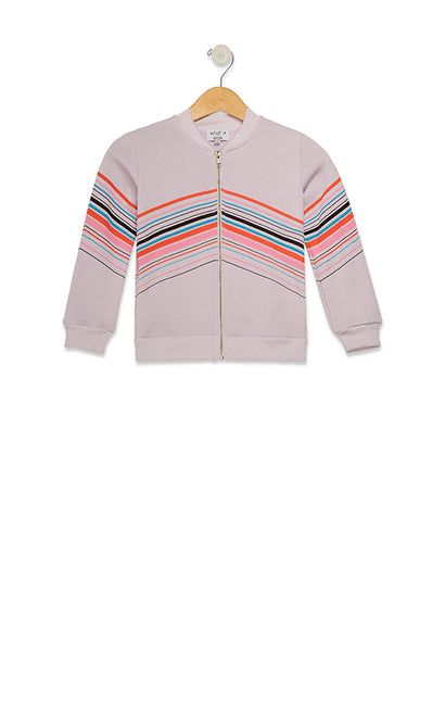 Littlefox Bobby Bomber So Stripey  | Iris