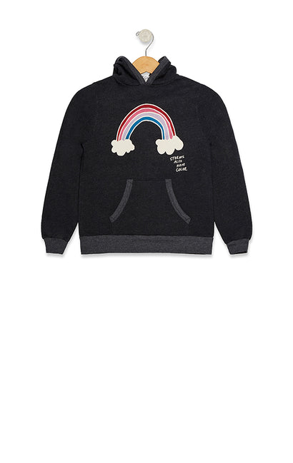 Kids Colorful Storm Malibu Pullover  | Night