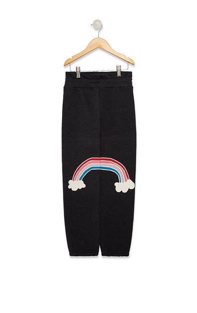Kids Knee-Bows Malibu Sweats  | Night