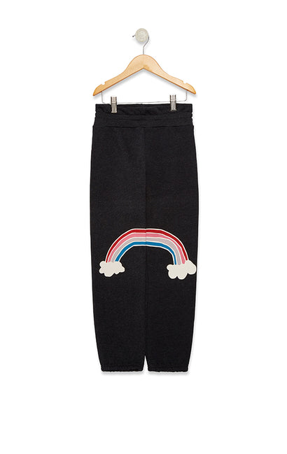 Littlefox Knee-Bows Malibu Sweats  | Night