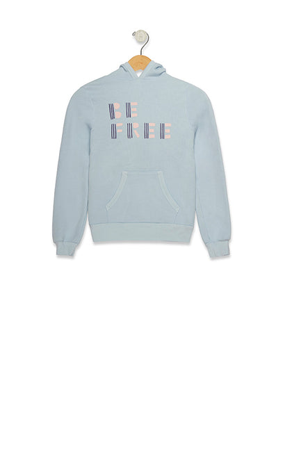 Littlefox Be Free Malibu Pullover | Powder