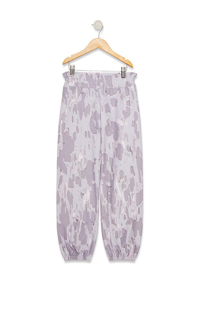 Kids Rose Camo Bottoms Malibu Sweats  | Multi Colored