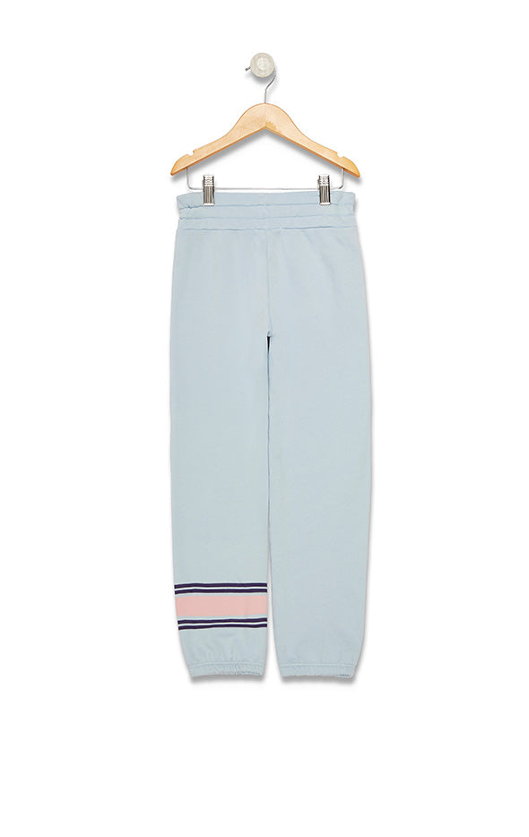 Free Stripes Malibu Sweats  | Powder