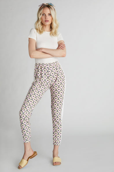 Deco Hearts Track Knox Pants