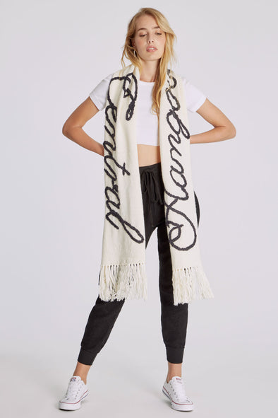 Hangover Chain Link Scarf | Creamer