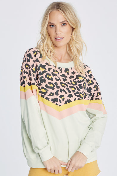 Wildfox Party Cat Sommers Sweatshirt