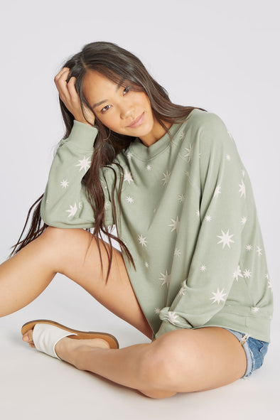 Star Haze Sommers Sweatshirt | Surf