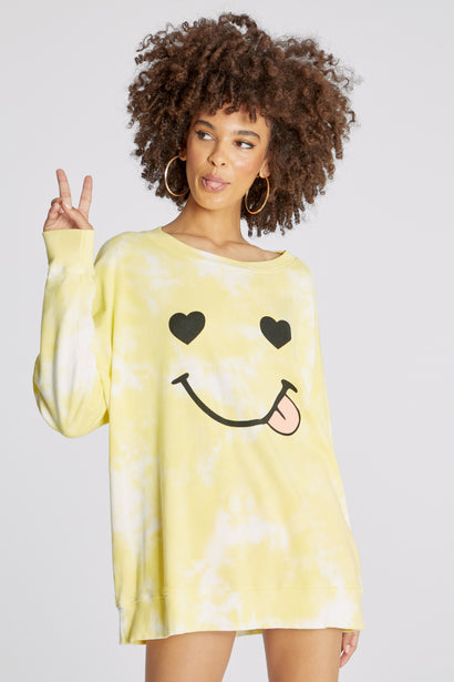 Love Goof Roadtrip Sweatshirt | Sun Dye