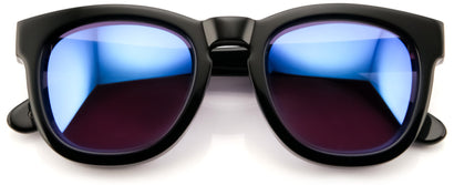 Classic Fox Deluxe Sunglasses | Black