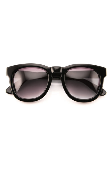 Classic Fox Sunglasses | Black