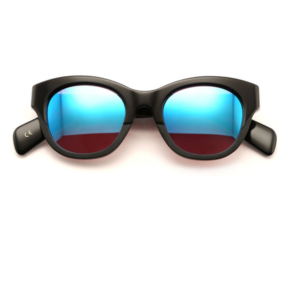 Monroe Deluxe Sunglasses | Black