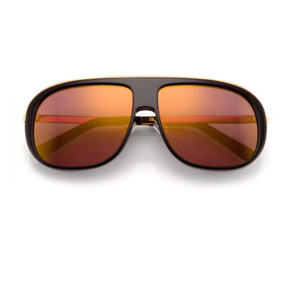 Bunny Slope Deluxe Sunglasses | Black