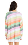 Sorbet Stripes Roadtrip Sweater | Multi