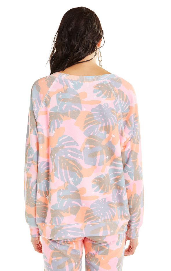 Tropic Camo Sommers Sweater | Multi