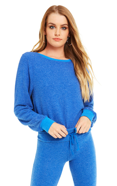 Baggy Beach Jumper | Slate
