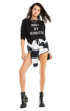 Body By Burritos Sommers Sweater | Clean Black
