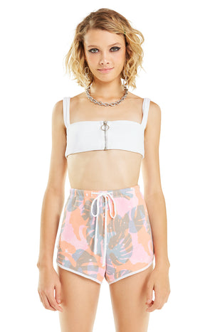 Tropic Camo Pool Party Shorts | Multi