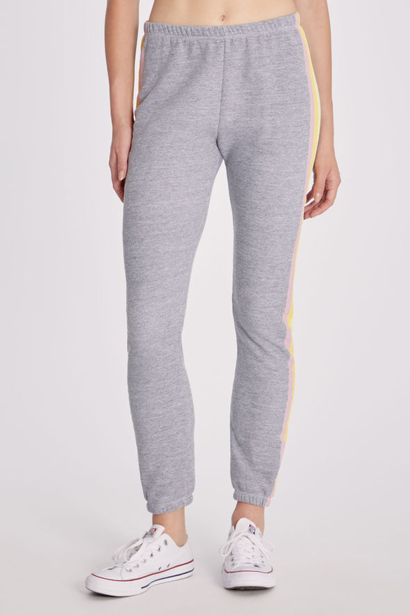 Knox Pocket Pants | Heather Grey Burnout