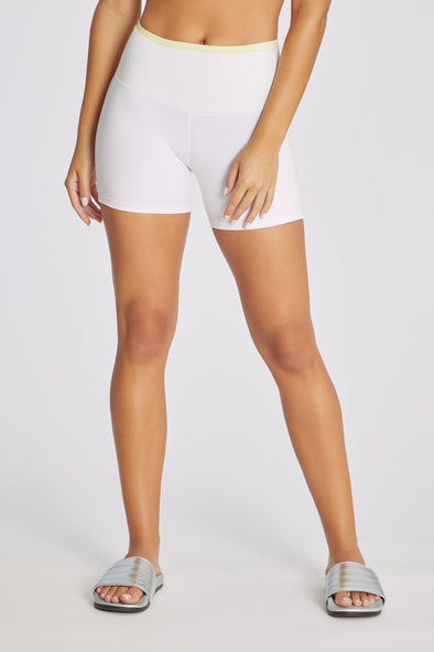 "High Waisted Blake 4"" Shorts 