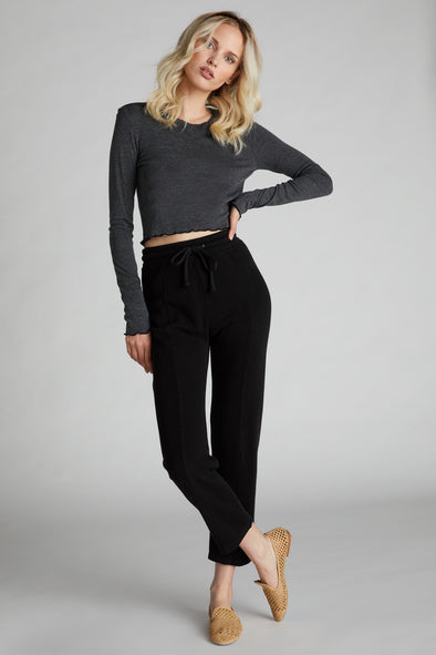 Kara Pant  | Clean Black