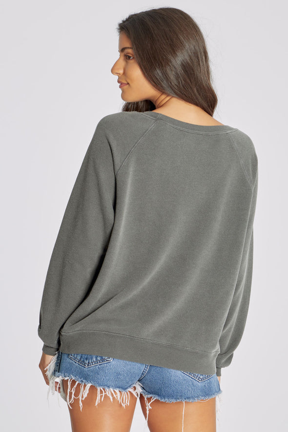 Enchantress Sommers Sweater | Pigment Black