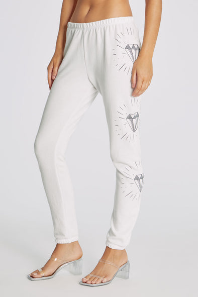 Diamonds Knox Pant | Vanilla
