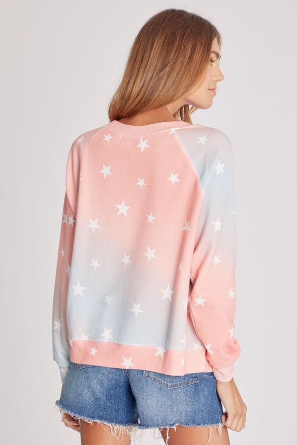 Star Spangled Sommers Sweatshirt | Multi Colored