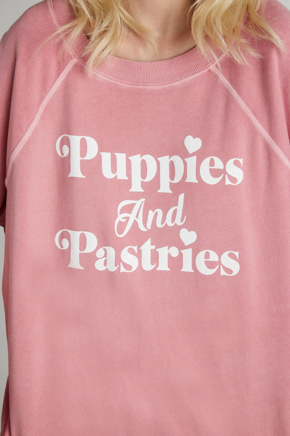 Puppies and Pastries Sommers Sweatshirt