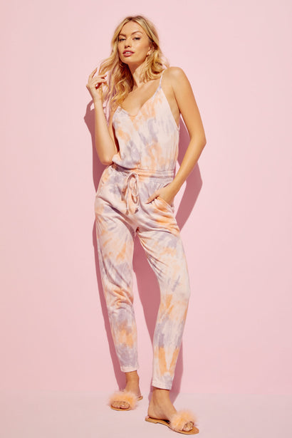 Zoe Jumpsuit | Solar Wash