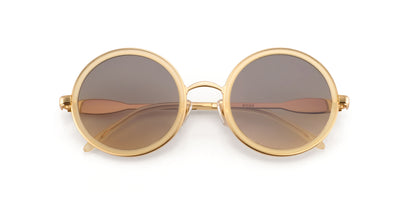 Ryder Sunglasses | Gold Pearl