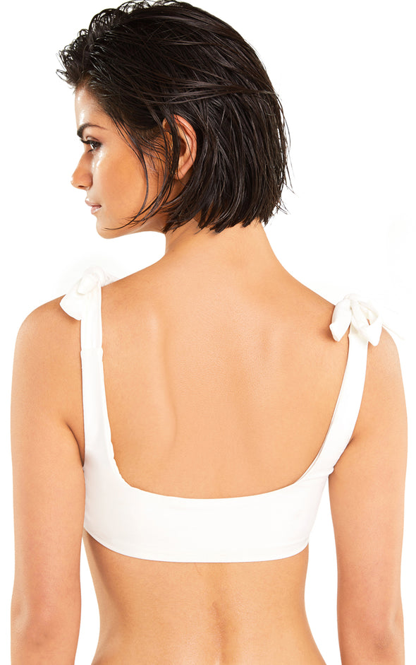 Angie Top | White