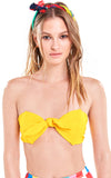 Simone Top Yellow | Yellow