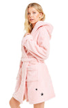 Sleepyhead Hooded Robe | Romantic