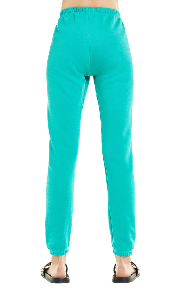 Patches Knox Pants | Emerald