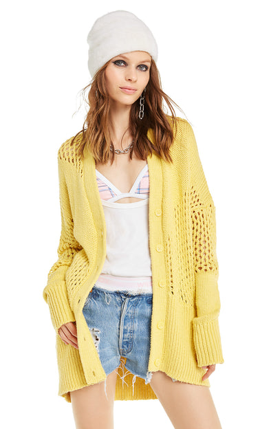 Backyard Cardigan | Mellow