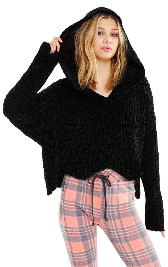 Mad Sweater | Black