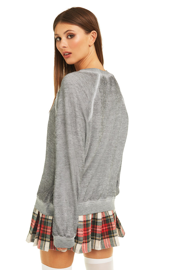 Be My Galentine Sommers Sweater | Heather
