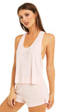 Baby Glitz Heart My Tank | Romantic