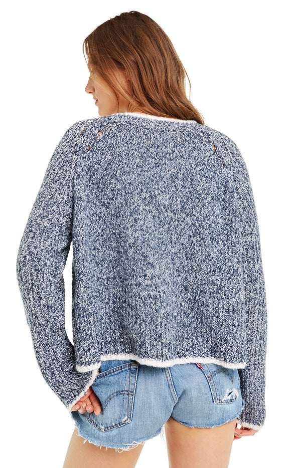 Queen Sweater | True Oxford