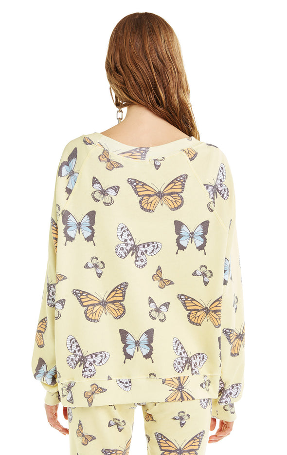 Flutter Away Sommers Sweater | Multi