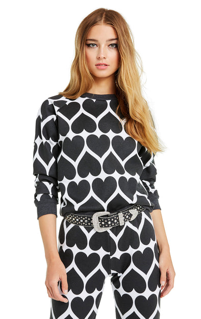 Dark Hearts Junior Sweatshirt