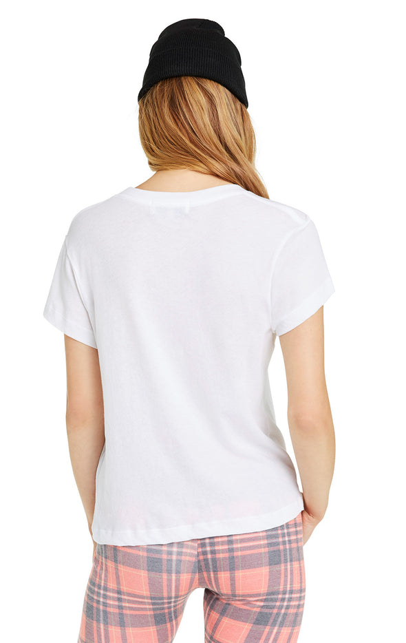 Carpe Noctum No9 Tee | Clean White