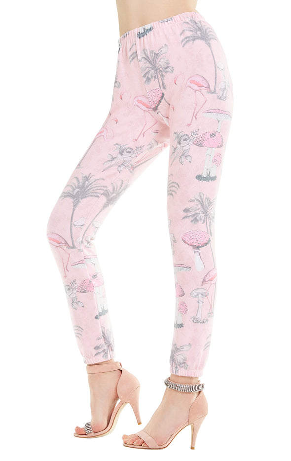 Pink Paradise Knox Pants | Multi